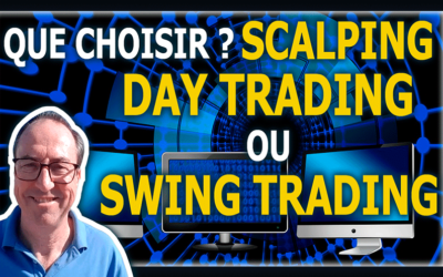 QUE CHOISIR SCALPING DAY TRADING OU SWING TRADING ?