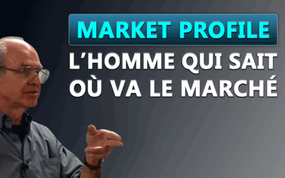 Market Profile : Peter Steidlmayer, l'homme qui sait où va le marché.